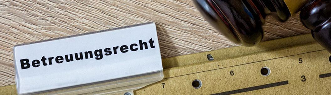 Rechtsanwalt für Betreuungsrecht in München - Headerbild